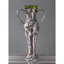 WMF Silver Plated Vase with...