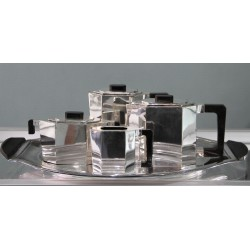 Art Deco French Silver...