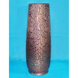 Genuine antique Loetz vase (c.1900)