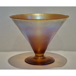WMF Myra iridescent glass vase (c.1925)