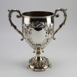 Samuel Smily Silver Trophy...
