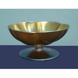 WMF Myra Glass Iridescent Bowl (c.1925)