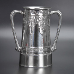 David Veasey for Liberty & Co Pewter Loving Cup (c.1902)