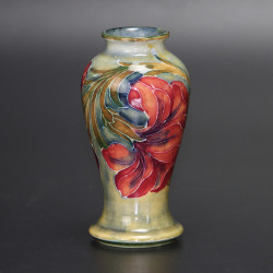 William Moorcroft Early Spanish Pattern Vase (c.1914)