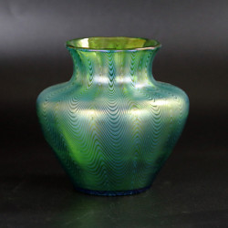 Antique Johann Loetz Phanomen Vase (c.1898)