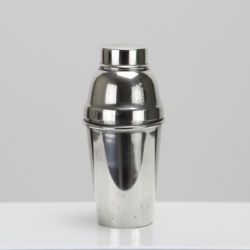 Fine and Rare Art Deco Silver Novelty Cocktail Stick Holder. 1929