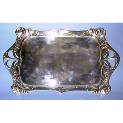 Antique WMF Tray. Stamped marks (c.1900)