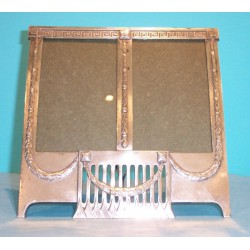 Antique WMF Double Photo Frame