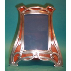 Antique WMF photograph frame. Stamped marks (c.1900)