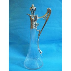 Antique WMF Decanter