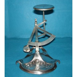 Genuine antique WMF Pewter Letter Scales. Stamped marks. Circa 1906